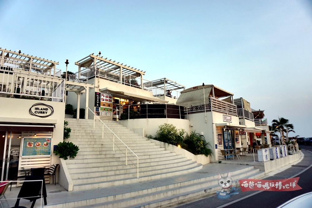 沖繩 | 瀨長島,擁抱無敵海景、盡賞最美日落的希臘風格小島,必吃幸福鬆餅、享地中海的希臘風格悠閒!