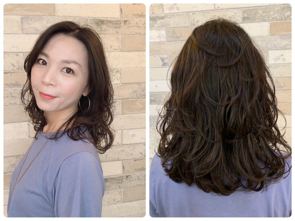 台中髮型設計師推薦 | 喵媽再換新髮型,長髮、捲髮、燙髮、軟絲髮找Olivia,不僅變美還可享有優惠折扣!