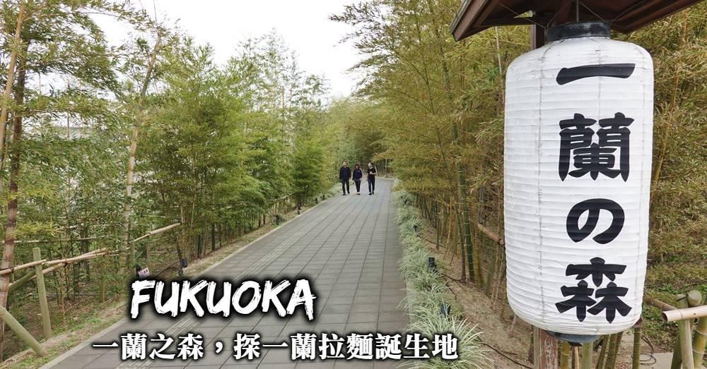 福岡-一蘭之森,拉麵迷不可錯過一蘭拉麵工廠,朝聖一碗好拉麵的誕生過程!